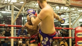 Liam Mckendry Sumalee VS Yan AKA Thailand: Bangla Boxing Stadium, 13th March 2016