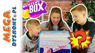 Mystery Box • Mikołajki