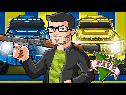 GTA V - RPG x Insurgent, ARMA X vai no churrascapira?