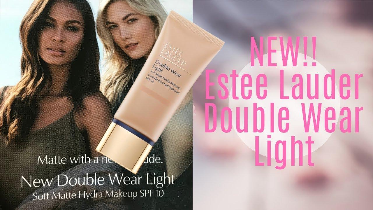 NEW Estee Lauder Double Wear Light Soft