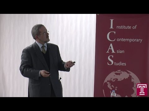 Public Lecture Video (2.28.2017) Gilles Campagnolo: Liberalism and Chinese Economic Development
