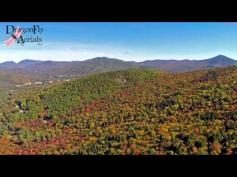 Fall Foliage Surfing in the White Mountains of NH