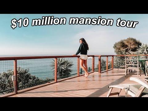 $10 million malibu mansion tour