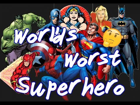 World's Worst Superhero Pt 5 | Ft. Jmocak GreeenGaskell Santos DavidAlvareeezy ShaynaNicoleSmith