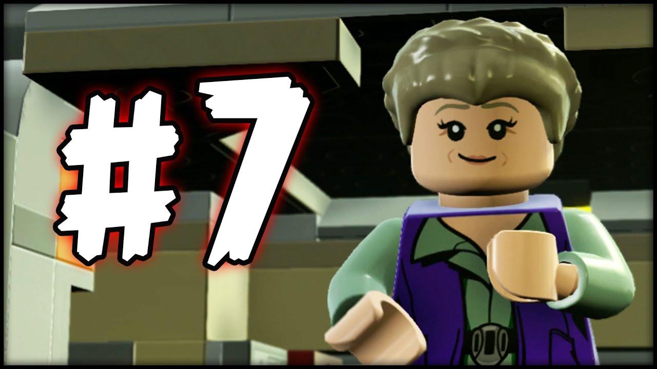 Лего звездные войны 7 часть игры мультфильмы люди икс 4