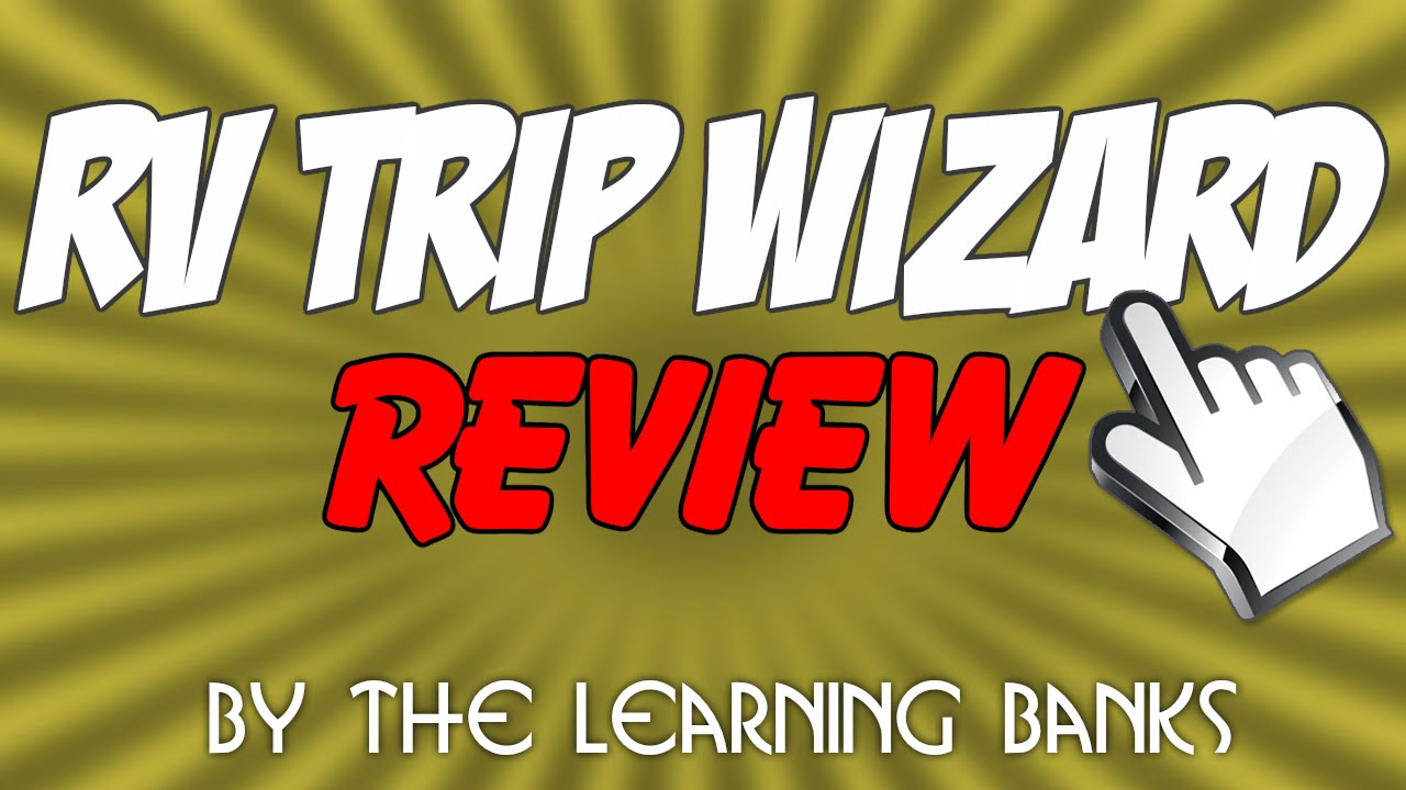 RV Trip Wizard Review Best RV Trip Planner App To Create Google - Usa maps route planner
