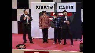 Roşka və Elişin çadır kirayəsi biznesi - Ağ Qara Komediya (Bri parça, 2010)