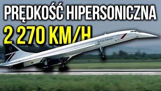Concorde - wehikuł czasu