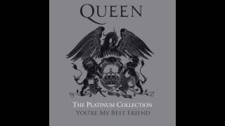 You're My Best Friend - Queen The Platinum Collection