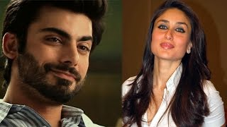 Fawad Khan Replaces Saif Ali Khan, Kareena Kapoor to play Akshay Kumar's wife in 'Gabbar'