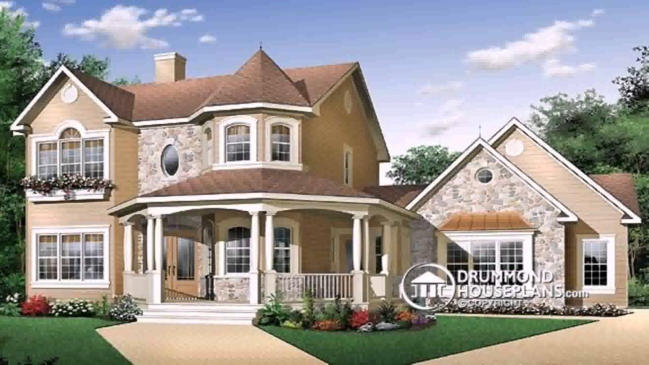 Modern american style house plans