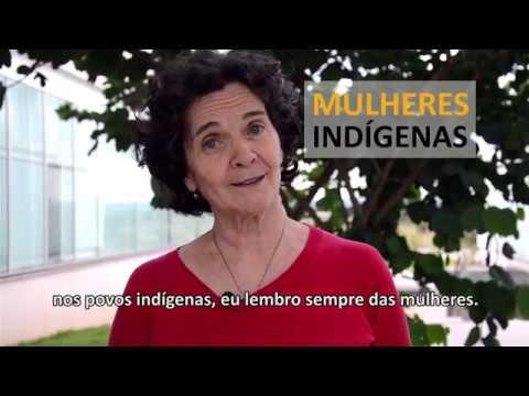 Marta Azevedo sobre saúde reprodutiva indígena