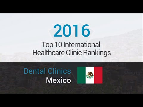 Mexico: Top 10 Dental Clinics 2016