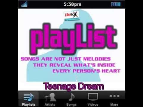 PJ Cabanos - Teenage Dream (Week 1 of Playlist Series)