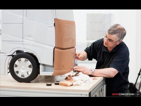 Transportation Design: Volvo Trucks