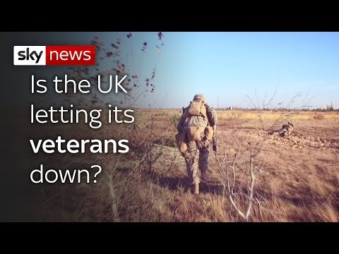 Defence cuts ' letting down veterans'