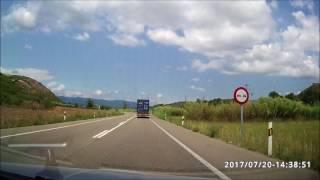 Бесплатные дороги Испани и проститутки по обочинам