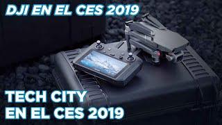CES 2019 - DJI