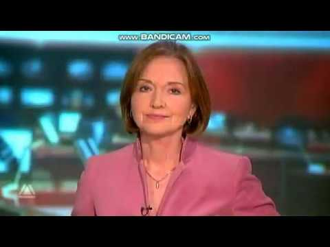 BBC News At One With Anna Ford (Monday 27th September 2004)