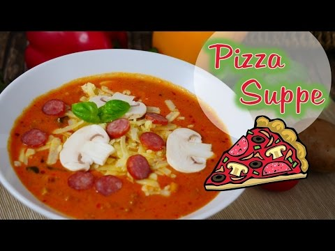 Pizza Suppe - Party Suppen Special 2016