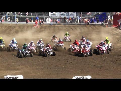 Round 1 - Daytona ATV Supercross Recap - ATVMX National - 2017