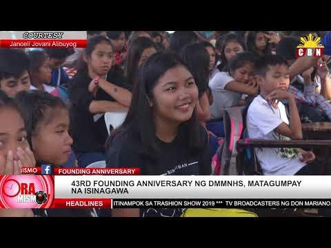 TV News Production-Filipino