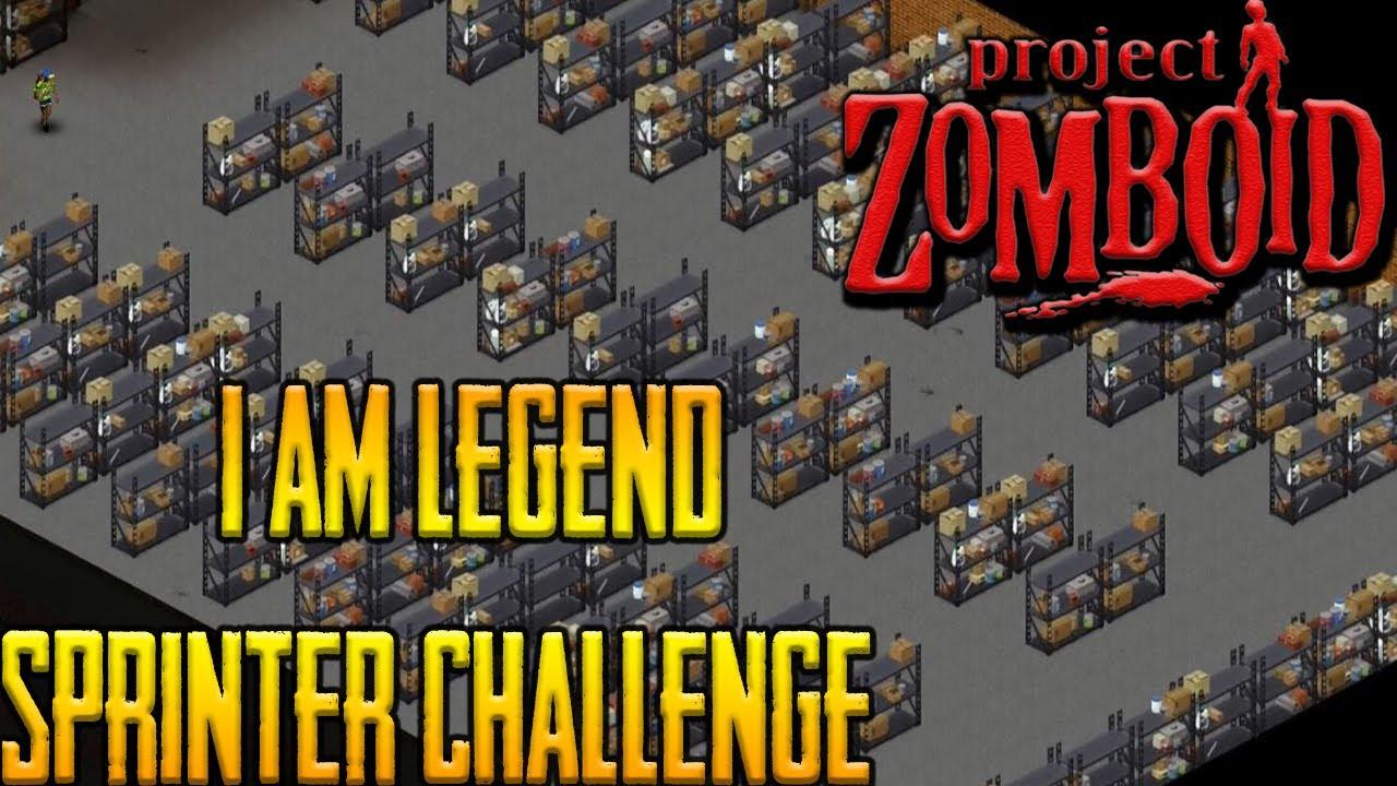 Risk and Reward   Project Zomboid Build 20 I am LEGEND Challenge Run 20