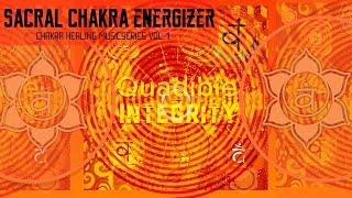 ★Powerful Sacral Chakra Svadisthana Healing-Balancing-Energizing Formula★ (Brainwave Entrainment)