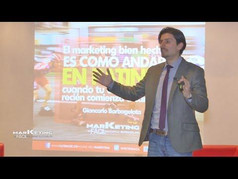 Sin Marketing no hay paraíso - Conferencia Giancarlo Barbagelata -