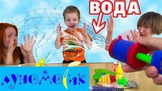 Необычные игрушки в волшебном ящике