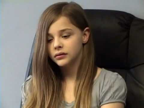 Chloe Moretz 14 minutes long Audition Tape for Let me in !Kaynak: YouTube · Süre: 13 dakika45 saniye