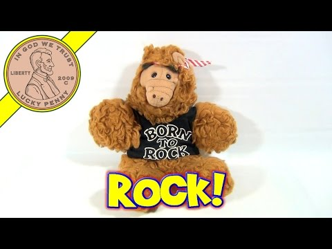 Alf Born To Rock Burger King Kids Meal Plush Toy​​​ | Kids Meal Toys | LuckyPennyShop.com​​​