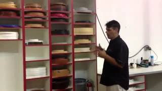 The Closet Doctor - LEAN Edgebanding Storage Improvement Thumbnail