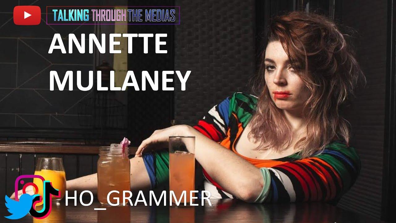 Annette Mullaney Talks Stand Up Comedy & @ho_grammer life on TikTok