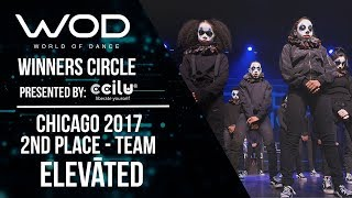 Baixar ELEVĀTED | 2nd Place Team Division | Winners Circle | World of Dance Chicago 2017 | #WODCHI17