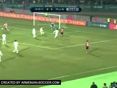 Armenia - Russia 0:0, Highlights, Qualifiers 2012