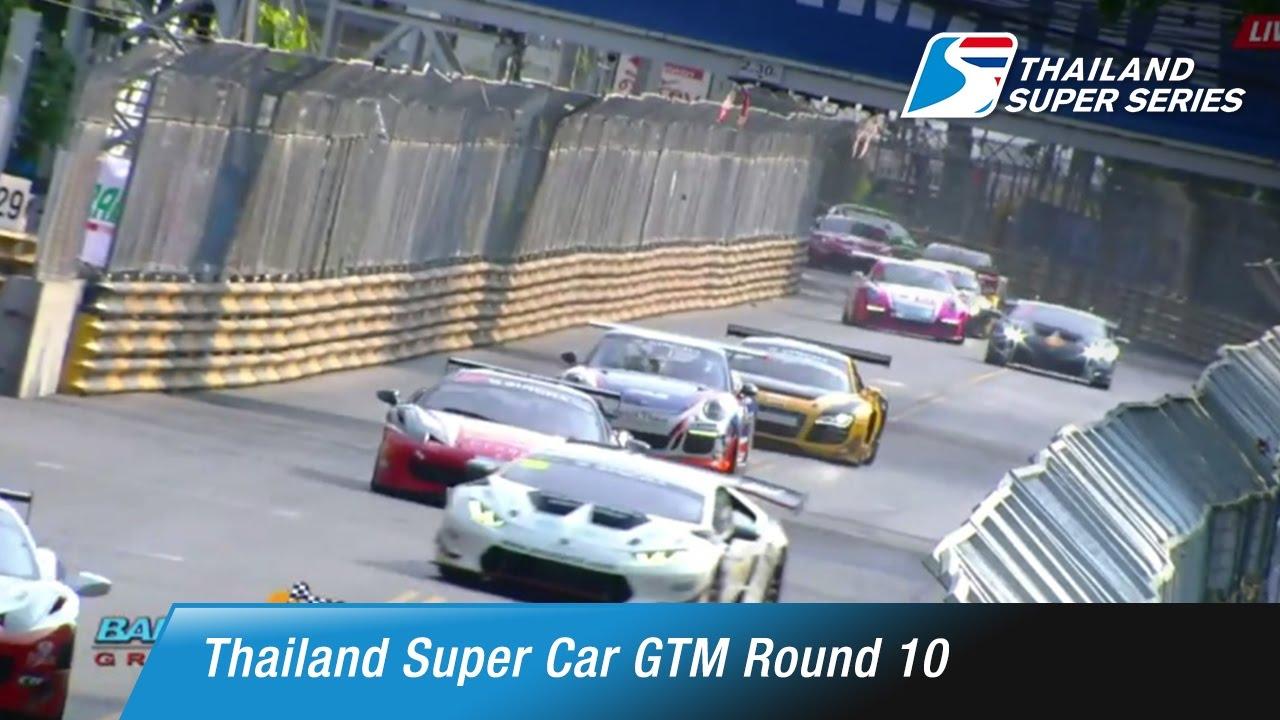 Thailand Super Car GTM Round 10 | Bangsaen Street Circuit