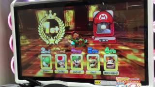 Mario Kart Arcade GP DX (Japan) Bowser Cup 150cc マリオカート アーケードグランプリDX クッパカップ