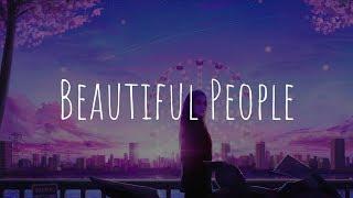 Download 「Nightcore」- Beautiful People (Ed Sheeran feat. Khalid) Mp3 and Videos