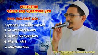 Qasidah Sholawat Terbanyak Terbaik 2020 Habib Abdullah Bin Ali Bin Sholeh Al Atthas