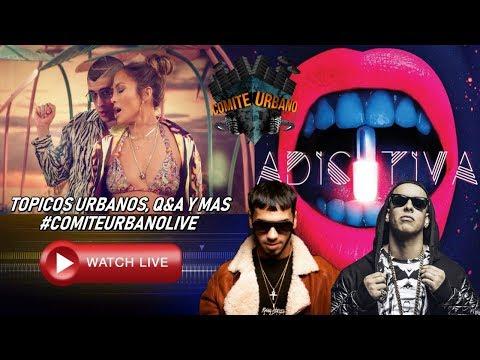 Daddy Yankee Ft Anuel Aa | Bad Bunny Ft Jlo | QUE PODEMOS ESPERAR?? | Topicos Urbanos, Q&A y Mas 🔴