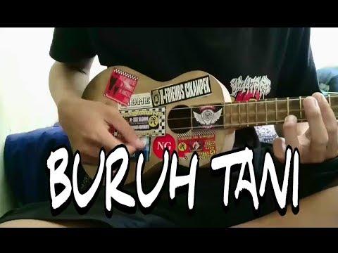 Kentrung melody marjinal buruh tani (cover) @suprandibegul