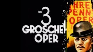 MACK The KNIFE - 3 GROSCHEN OPER