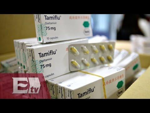 Escasez en farmacias capitalinas de Tamiflu, medicamento contra la influenza/ Vianey Esquinca