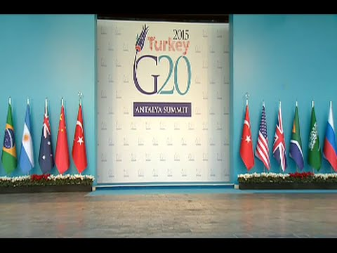 G 20 Meet: Working Session - I