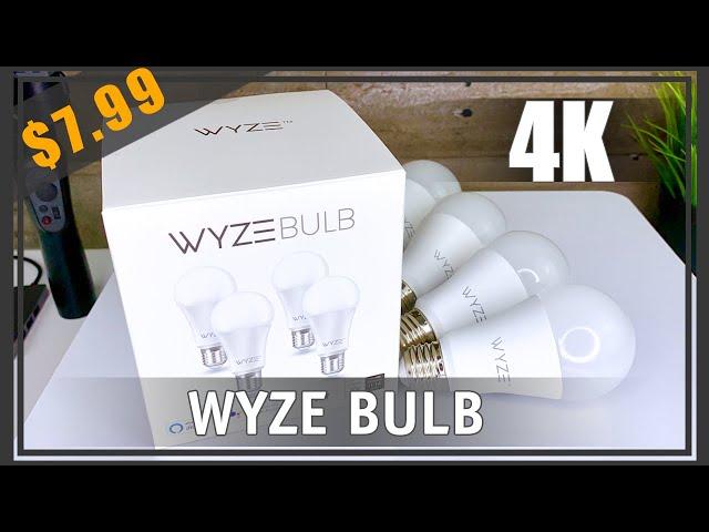 The New Wyze Bulb – Good-N-Free Meetup