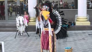 Индейцы в п.Витязево
