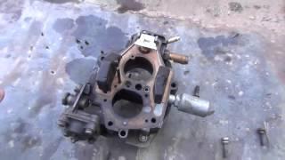 видео Тюнинг двигателя Ока