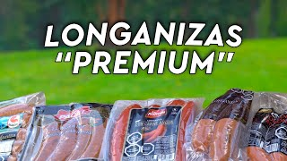"""Probando y Comparando Longanizas """"Premium"""" del Supermercado"""