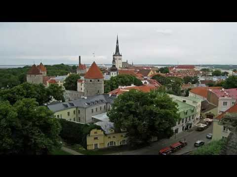 Tallinn & Amazing - The Capital and Largest City Part I